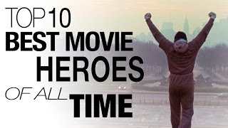 Download Top 10 Movie Heroes of All Time Video
