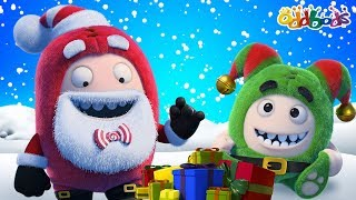 Download Oddbods   THE FESTIVE MENACE   Christmas SPECIAL   Full Episode Video