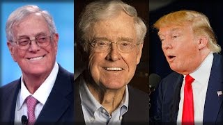Download TRAITOR ALERT! KOCH BROTHERS JUST SPENT BILLIONS ON A PLAN TO SABOTAGE TRUMP! THIS IS BAD! Video