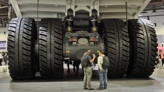 Download The Largest Dump Truck in the World Video