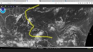 Download Aug 19 Hurricane Outlook and Discussion Video