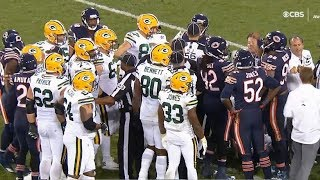 Download Davante Adams In A Knockout / Packers vs Bears / NFL Week 4 Video
