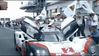 Download Go for it - Porsche at the FIA WEC 6h of Nürburgring Video