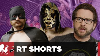 Download RT Shorts - Office Luchadores Video
