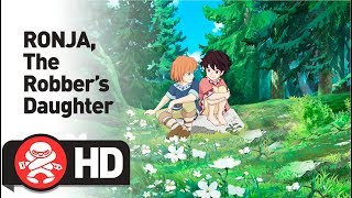 Download Ronja, The Robber's Daughter - Official Trailer Video
