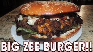 Download HEART ATTACK BURGER CHALLENGE IN PRAGUE!! Video