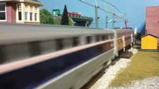 Download Afternoon With Amtrak on the Northeast Corridor (HO Scale) Video