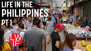 Download Life in the Philippines pt 1   A Foreigner's Perspective Video
