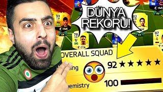 Download DÜNYA REKORU KIRDIIIIIK ! 192 FUT DRAFT CHALLENGE ! Video