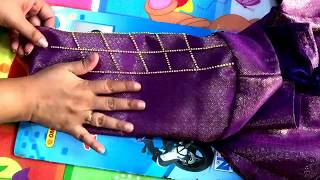 Download Designer Blouse stone work at home/No Sew/Diy/Handmade Video