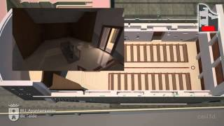 Download Visita virtual por el interior del tanatorio de Las Rubiesas Video
