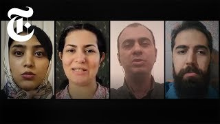 Download How Young Iranians Feel About U.S. Sanctions | NYT News Video