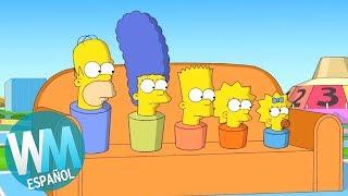 Download ¡Top 10 Chistes de Sofá de Los Simpson! Video