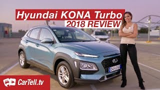 Download 2018 Hyundai Kona Turbo Review | CarTell.tv Video