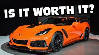 Download 2019 Corvette ZR1 - The Ultimate Front Engine Corvette for $125,000! Video