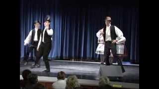 Download A Karcagi Pántlika Néptánccsoport: Bökönyi Táncok Video