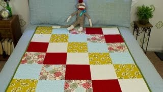 Download How To Sew A Block Quilt Video