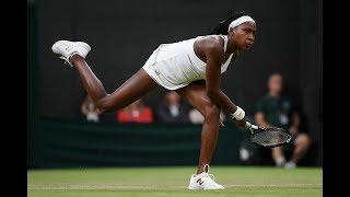 Download Coco Gauff wins again, plus other highlights from Wimbledon Video