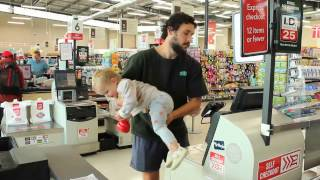 Download HOW TO GO GROCERY SHOPPING WITH A BABY Video