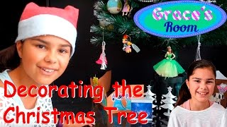 Download Grace's Room - Decorating the Christmas Tree Video