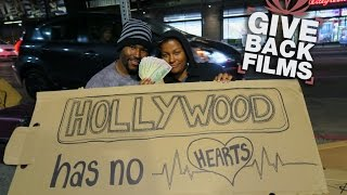 Download Giving $500 to a Homeless Couple Video