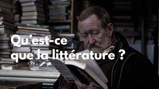Download Qu'est-ce que la littérature ? Video