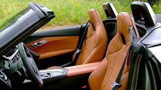 Download BMW Z4 M40i INTERIOR Video World Premiere G29 BMW Z4 Driving Engine Sound Video 2019 CARJAM TV Video