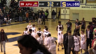 Download Appoquinimink visits Salesianum Boys Basketball LIVE from Salesianum Video