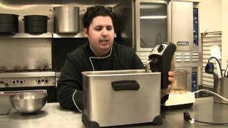 Download How to choose the right deep fryer and what oil to use. With Chef Cristian Feher Video