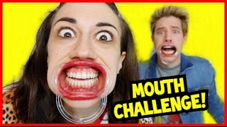 Download MOUTH CHALLENGE! Video
