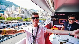 Download THE ULTIMATE MONACO GRAND PRIX EXPERIENCE BY TAG HEUER!! Video