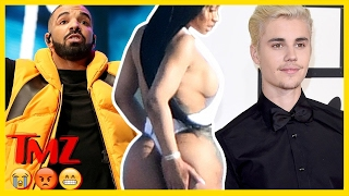 Download YOUR Reaction to Drake's Baby, Bieber's New Girl, and Blac Chyna's Booty | TMZ BUZZ Video