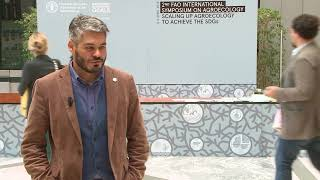 Download Guilherme Brady emphasizes FAO's work on agroecology with family farmers Video