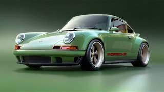 Download Porsche 911 restored and reimagined by Singer - DLS Video