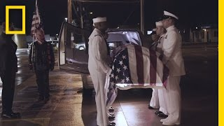 Download Pearl Harbor Hero Returns Home After 75 Years in an Unknown Grave | National Geographic Video