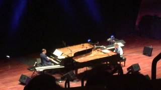 Download Herbie Hancock and Chick Corea perform ″Spain″ Live at Copley Symphony Hall 2015-03-20 Video