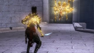 Download How to play as The Dark Prince in The Hanging Gardens - Prince Of Persia: The Two Thrones Video