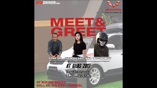 Download Meet & Greet Oto Driver with MotoMobi at Booth Wuling Motors GIIAS 2017 Video