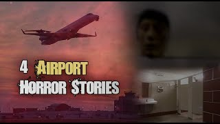 Download 4 Scary TRUE Airport Horror Stories Video