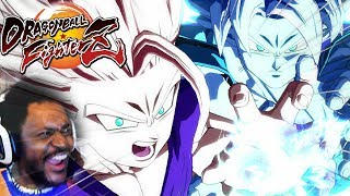 Download DRAGON BALL FIGHTERZ IS THE MOST HYPE FIGHTING GAME I'VE PLAYED | Dragon Ball FighterZ Gameplay Video
