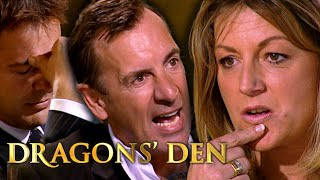Download Xenophobe Disrespects All Dragons Within Minutes Of Pitch | Dragons' Den Video