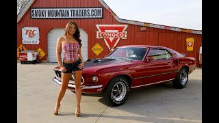 Download 1969 Ford Mustang 428 Video