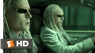 Download The Matrix Reloaded (4/6) Movie CLIP - Freeway Fight (2003) HD Video