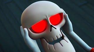 Download Spookiz | The Teacher's Skull | 스푸키즈 | Funny Cartoon | Kids Cartoons | Videos for Kids Video