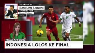 Download Indonesia Lolos ke Final AFF 2016 Usai Lewati Duel Sengit Lawan Vietnam Video