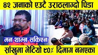 Download काठमाडौंको साँखुमा भेटियो ९०% दि*माग नभएका ४२ जना बा*ल बा*लिकाहरु जसको उस्तै पी*डा, कसरी मन थाम्नु र Video