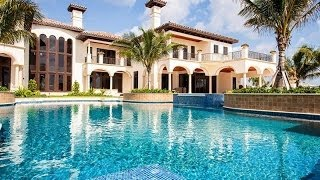 Download Spectacular European-Style Oceanfront Compound in Vero Beach, Florida Video