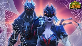 Download ARACHNE AND SPIDER KNIGHT EAT FORTNITE PLAYERS?! - *NEW SKIN* - FORTNITE SEASON 6 SHORT FILMS Video