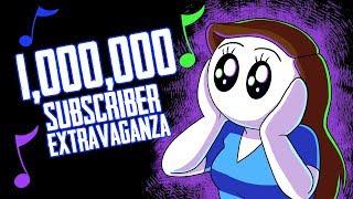 Download 1,000,000 Subscribers Extravaganza! Video