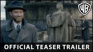 Download Fantastic Beasts: The Crimes of Grindelwald - Official Teaser Trailer Video